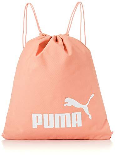 PUMA Phase Gym Sack Bolsa De Cuerdas, Unisex Adulto, Apricot Blush, OSFA,Talla única