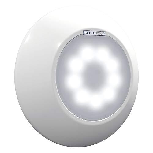 Astralpool 71215 LumiPlus FlexiSlim LED-Projektor, Weiß
