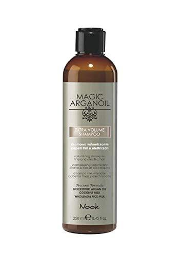 Nook Shampoo per capelli fini EXTRA VOLUME 250 ml