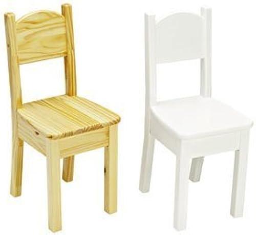 minorista de fitness Little Little Little Colorado Open Back Chair, blanco by Little Colorado Inc. - Dropship Code  para proporcionarle una compra en línea agradable
