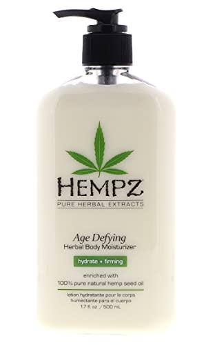 Hempz Age Defying Herbal Body Moisturizer 17 Oz Pack Of 2, 17 Oz