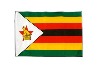 Flaggenfritze® Flagge Simbabwe - 30 x 45 cm