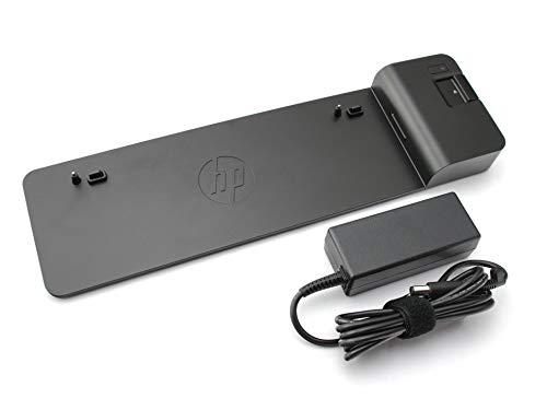 HP UltraSlim Docking Station inkl. 65W Netzteil EliteBook 850 G3 Serie (Generalüberholt)