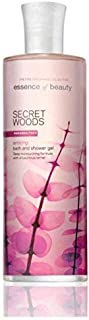 Essence of Beauty Secret Woods Bath and Shower Gel Beauty Essence 10 0Z