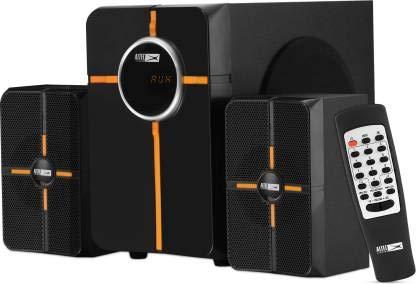 Altec Lansing AL-3002A 40 Watt 2.1 Channel Wireless Bluetooth Multimedia Speaker (Black)