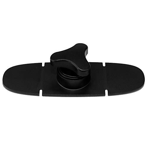 Klebehalterung/Klebe-Halter für Buddy Chat Module Ersatzteil/Helm Headset Gegensprechanlage - extra Ersatz-Zubehör wie Klebe-Platte, Klebehalterung, Klebe Befestigung am Helm