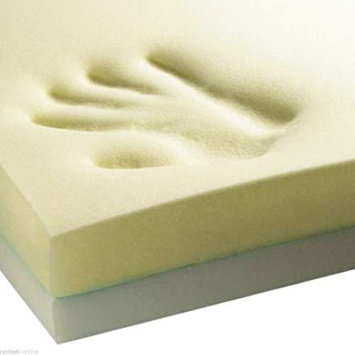 sleepkings Memory Foam Topper 2' Thickness Cheapest On Amazon (3FT (single))