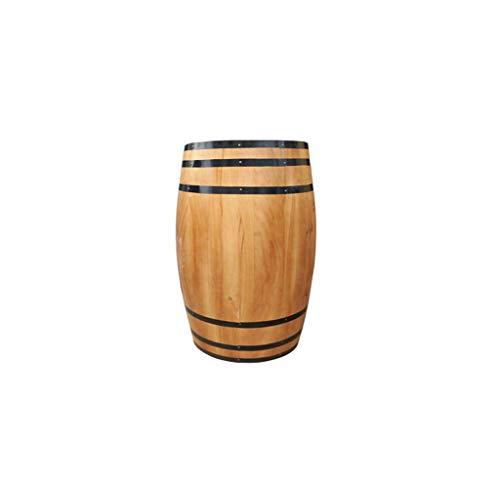 MAGFYLY Barril de Vino de Madera Barriles de Roble, Barriles de Madera, Barriles de Whisky, Puede ser Utilizado para Cerveza Tequila Espirituoso (10L)