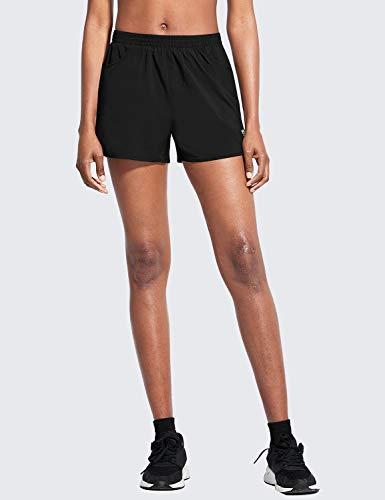 BALEAF Women's Running Shorts Gym Athletic Shorts