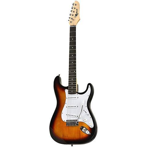 Redwood S-Style 3TS · E-Gitarre
