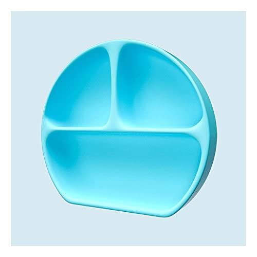 Lattice Sucker Cena para niños Se Puede Utilizar para el Horno de microondas para el hogar Lavavajillas Cena de los niños (Color : D)