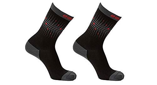 Bauer Essential Schlittschuh Socken - kurz, Größe:L