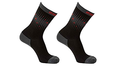 Bauer Essential Schlittschuh Socken - kurz, Größe:M