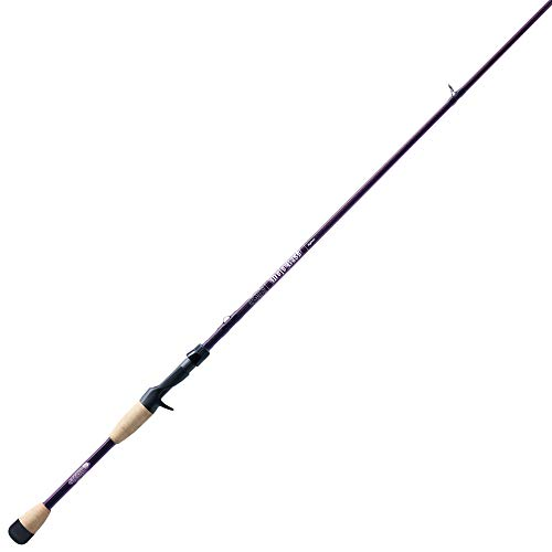 St. Croix MJC70MHMF Mojo Bass Graphite Casting Fishing Rod with IPC Technology, 7-feet