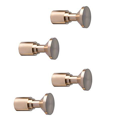 GANG Nordic Brass Gancho de Pared Decorativos para Colgar en el Gancho Gancho para Puerta de la Pared Se Puede Utilizar en la Entrada, Baño, O Guardarropa retro/C