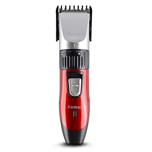 Conemmo Akku-Barttrimmer for Männer - Wiederaufladbare Grooming Kit for Gesichtshaar - Haarschneider, Rasierer & Groomer