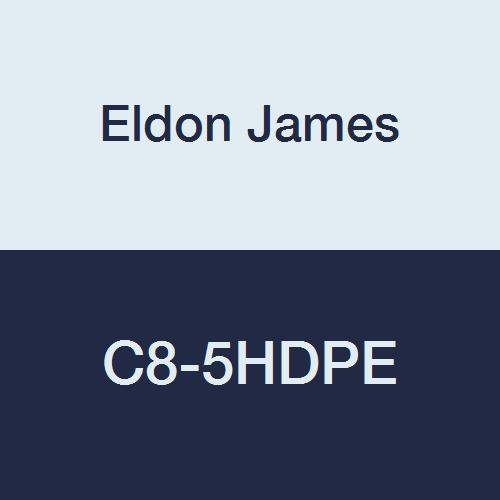 Eldon NEW before selling ☆ Online limited product James C8-5HDPE Natural High Density Polyethylene Reduction