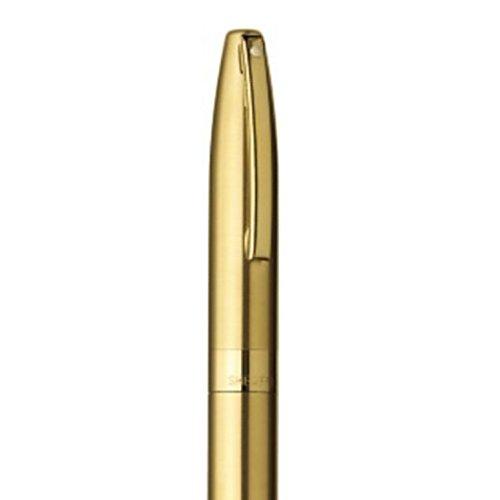 シェーファーボールペン油性ヘリテージブラッシュトゴールドLEG9031BP正規輸入品