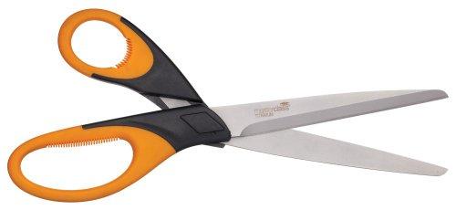 Master Class Easy Grip Allzweck-Schere aus Titan, 25cm, Edelstahl, Orange, 24.4 x 8.8 x 1 cm