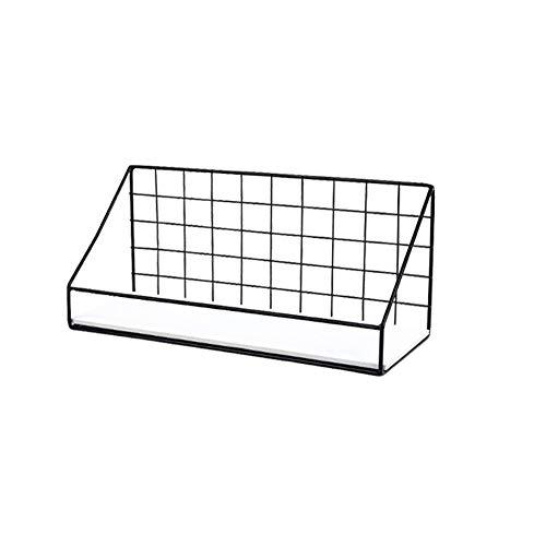 ZCL Wall Shelf Wood Wall Shelf,Metal Set of Wall Shelves | Shelving Storage Accessories | Display Shelf | Decorative Office, Bathroom & Bedroom Storage