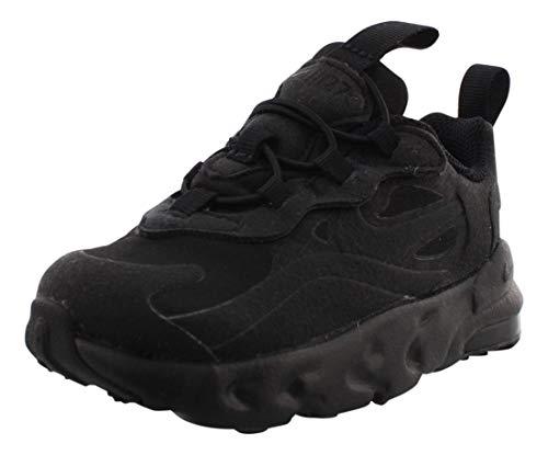 Nike Air Max 270 RT (TD), Scarpe da Ginnastica, Black/Black/Black, 21 EU