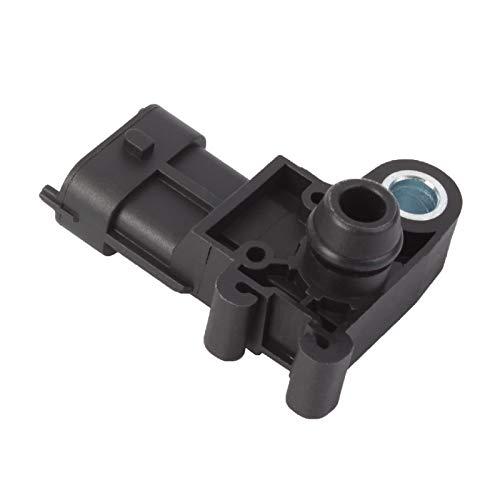 Duolctrams Manifold Absolute Pressure MAP Sensor 12591290 55573248 12644228 Fits for GMC Saturn Astra Chevrolet Aveo Camaro Corvette Cruze HHR