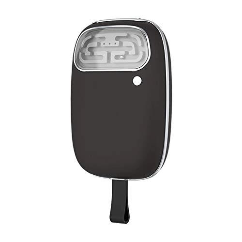Calentador de Manos Recargable Portátil Mini 2 en 1 Hand Warmer Power Bank Maze Juego 2 Gear 10000mAh Larga batería Life USB Carga de doble cara Calefacción eléctrica para Camping Senderismo Golf