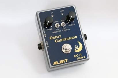 ALBIT アルビット コンプレッサー GREAT COMPRESSOR GC-3 Mark II