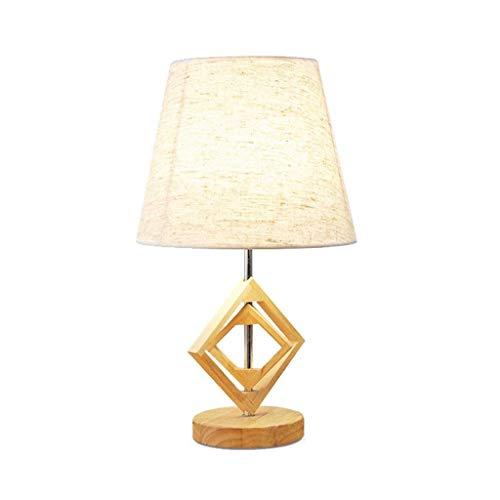 lámpara de mesita de noche Lámpara de lectura nórdico dormitorio lámpara de mesa lámpara de cabecera de ojos Escritorio Escritorio estudiantes universitarios creativo de la manera simple moderna de ma