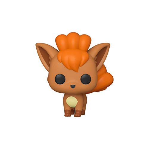 Funko Pop! Games: Pokemon (S2) - Vulpix Vinyl Figure