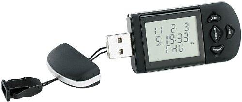 newgen medicals Aktivitätssensor mit 3D-Messung, USB & Software