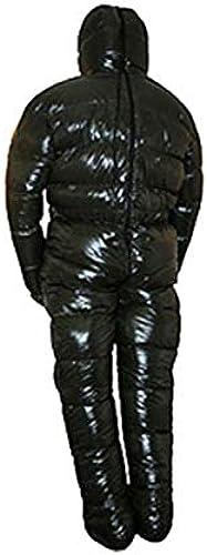 Costume Blanc d'hiver Polar Expedition 1500 g Professionnel en Duvet Homme et Femme
