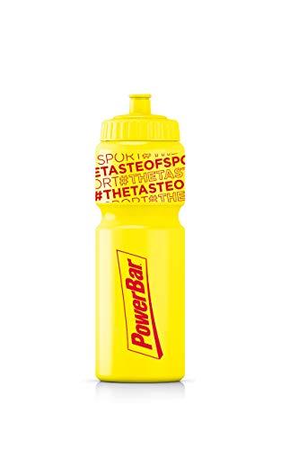PowerBar 750ml Trinkflasche Gelb - zum Radfahren und Fitness + BPA frei, 1044 g