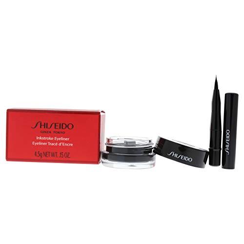 Shiseido Inkstroke Eyeliner BK901, Shikkoku Black, 5 g
