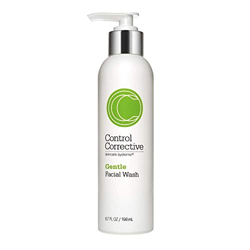 Control Corrective Gentle Facial Wash | Hydrates, Normalizes & Restores Balance for Normal or Combination Skin| 6.7 oz