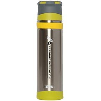 THERMOS 山専用ボトル ステンレスボトル 0.9L ライムグリーン(LMG) FFX-900