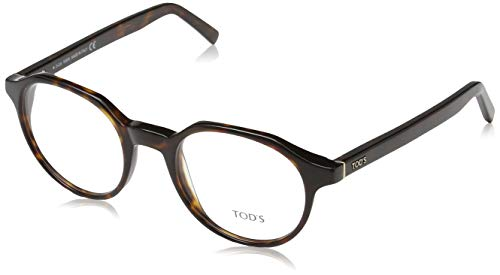 TOD'S TO5074 TOD'S BRILLENGESTELLE TO5074 Oval Brillengestelle 48, Mehrfarbig