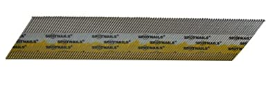 Spot Nails 15116APS 2-Inch 15 Gauge Angle Stainless Steel Finish Nails (1,000 per Box) by Anchor