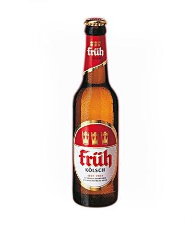 20 Flaschen Früh Kölsch a 0,5 Liter Bier inc. 1.60€ MEHRWEG Pfand Frühkölsch