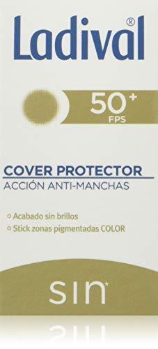 Ladival Stick cover anti-manchas FPS50+ corrige las manchas del sol y de la edad, 4g