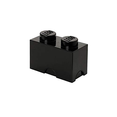 LEGO Storage: Caixa Brick 2 – Preto