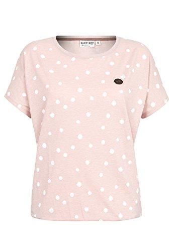 Naketano Damen T-Shirt Lustiger Muschiname T-Shirt