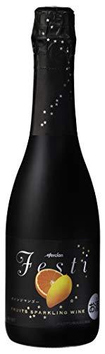 メルシャン スパークリングワイン フェスティ オレンジマンゴー [ スパークリング 甘口 日本 360ml ]