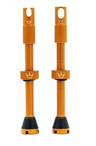 Peaty's Mk2 Valves Tubeless Cycle Adulte Unisexe, Mangue, 60 mm