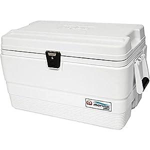 IGLOO Coolers & Dispenser's FBA_44683 Cool Box, White, 54-Quart