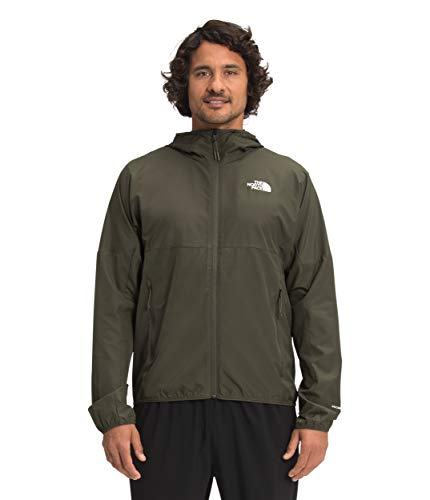 The North Face Men's Flyweight Hoodie, New Taupe Green, XL