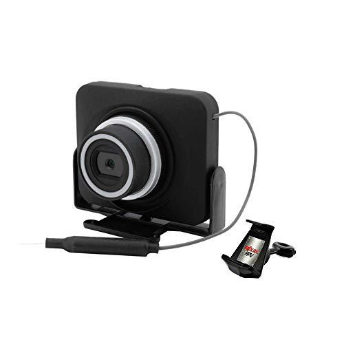 HSP Himoto MJX C4018 Action Cam FPV Live Übertragung WiFi 720p HD-Kamera-Set auf Smartphone/Tablet für Mjx Quadrocopter X101,X102H,X600,X600H, VR Brille, App-Steuerung, Flightplan, usw..