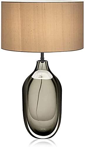 CMMT Lámpara de escritorio moderna minimalista creativa personalidad lámpara de mesa lámpara de mesa sala dormitorio decoración estudio lámpara 38 * 65 cm
