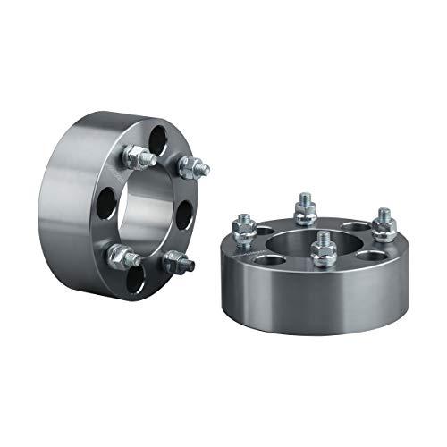 KSP 4x110mm 2' ATV Wheel Spacers 2PCS For More 4 Lug Wheel(Thread Pitch M10X1.25 Hub Bore 84mm)