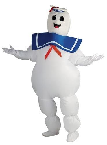 Disfraz infantil de Los Cazafantasmas Marshmallow Man